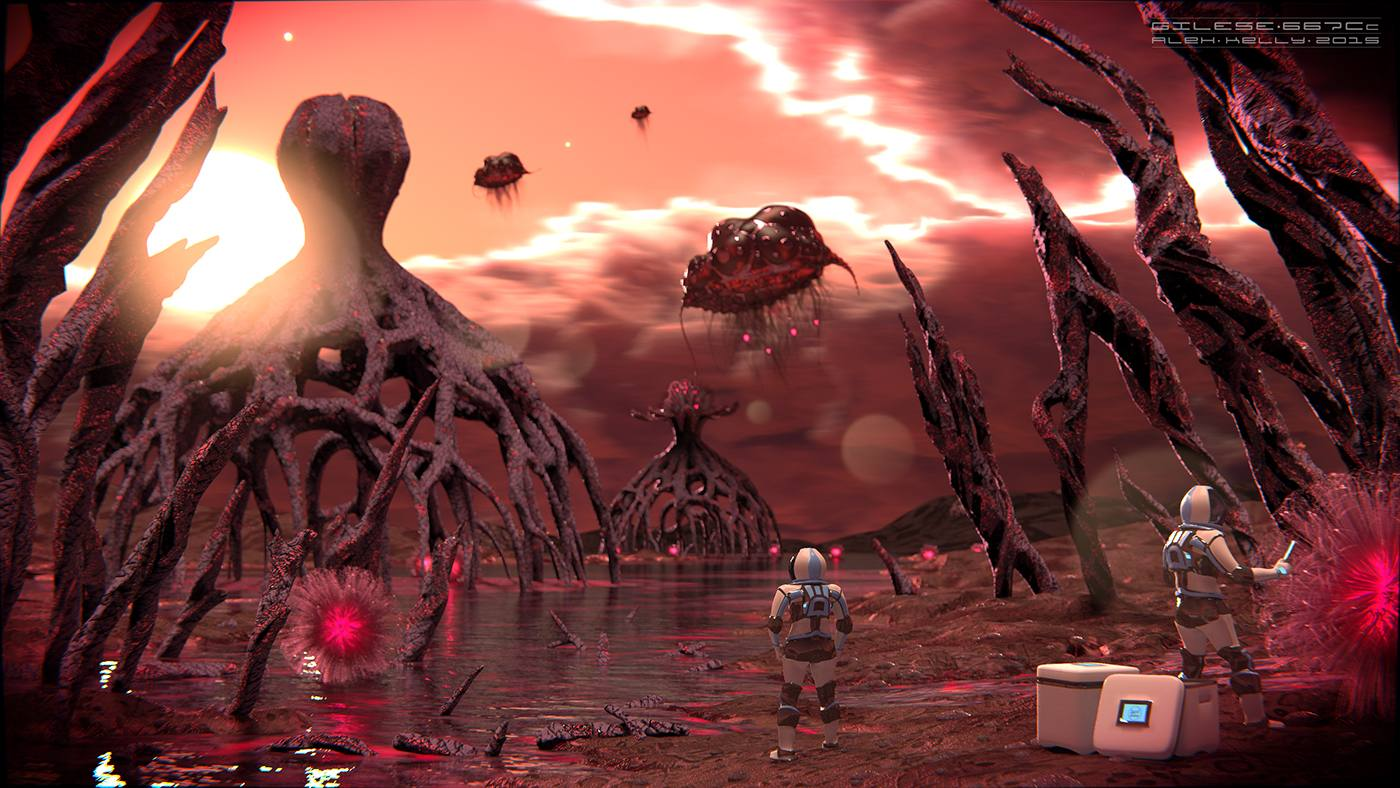 «Física de la vida alienígena» ¿Cómo funciona la vida en otros mundos?