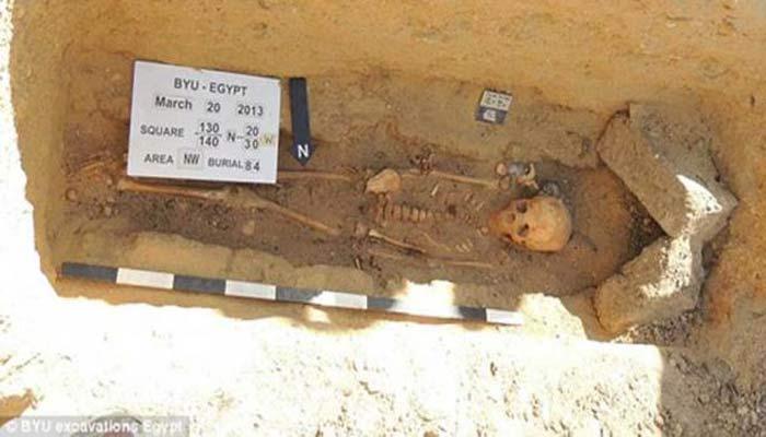 Gigantes del Antiguo Egipto: el legado perdido de los faraones «no humanos»