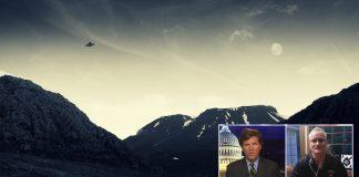Gobiernos no son responsables por los OVNIs, indica ex piloto de la Marina de EE.UU.