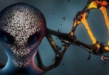 ¿Heredaron los humanos ADN alienígena?
