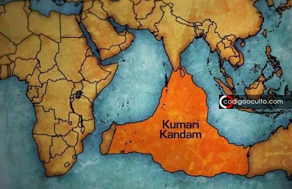 Kumari Kandam: el continente perdido y su conexión con Lemuria