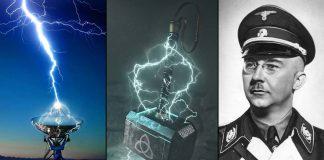 El martillo de Thor: arma secreta de «rayos» de los nazis