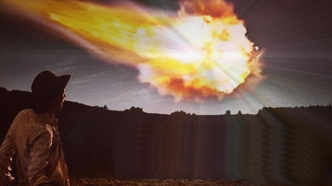Meteoro explota sobre Japón liberando energía equivalente a 150 toneladas de TNT (VÍDEO)