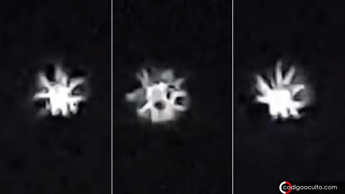 Misteriosa anomalía «cambiante» aparece en el cielo de Queensland en Australia