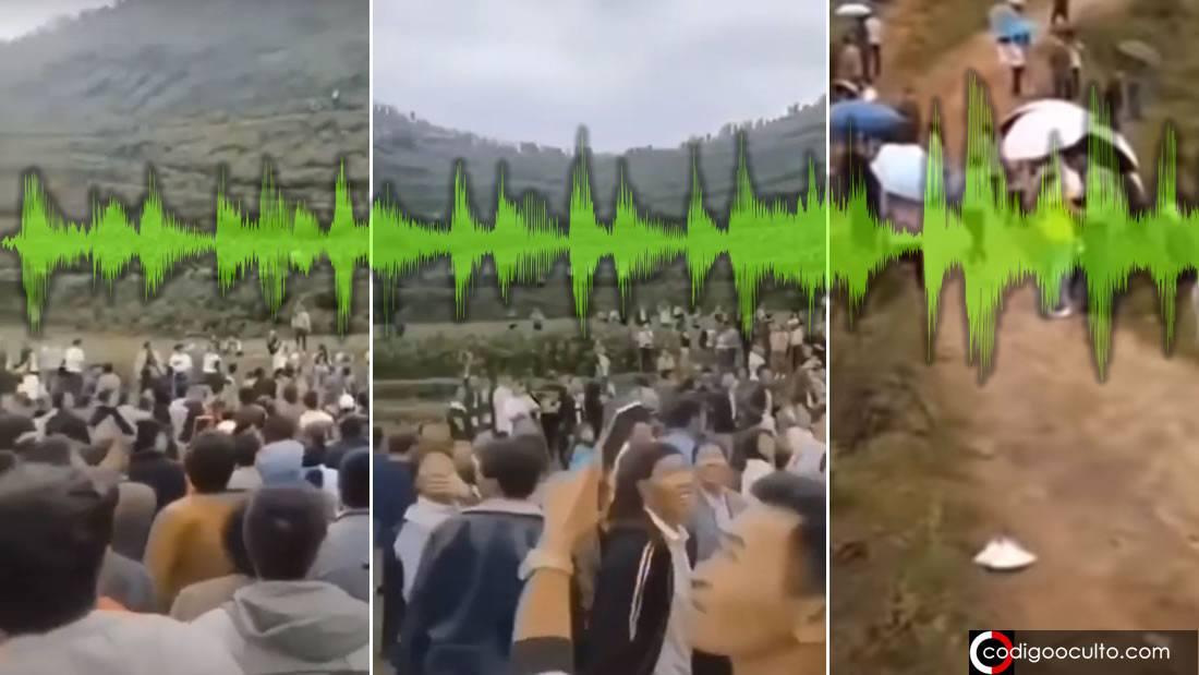 Misterioso sonido habría sido escuchado por más de 10 días en China (VÍDEO)