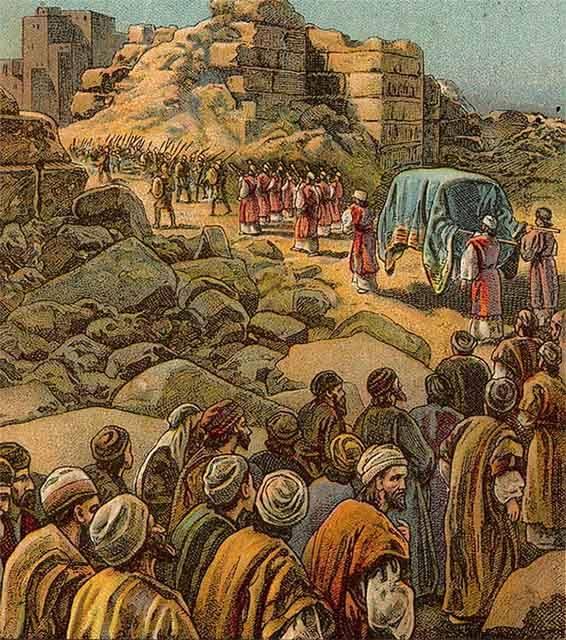 La Muralla más antigua del mundo ¡5.300 años antes de la Pirámide de Egipto más antigua!