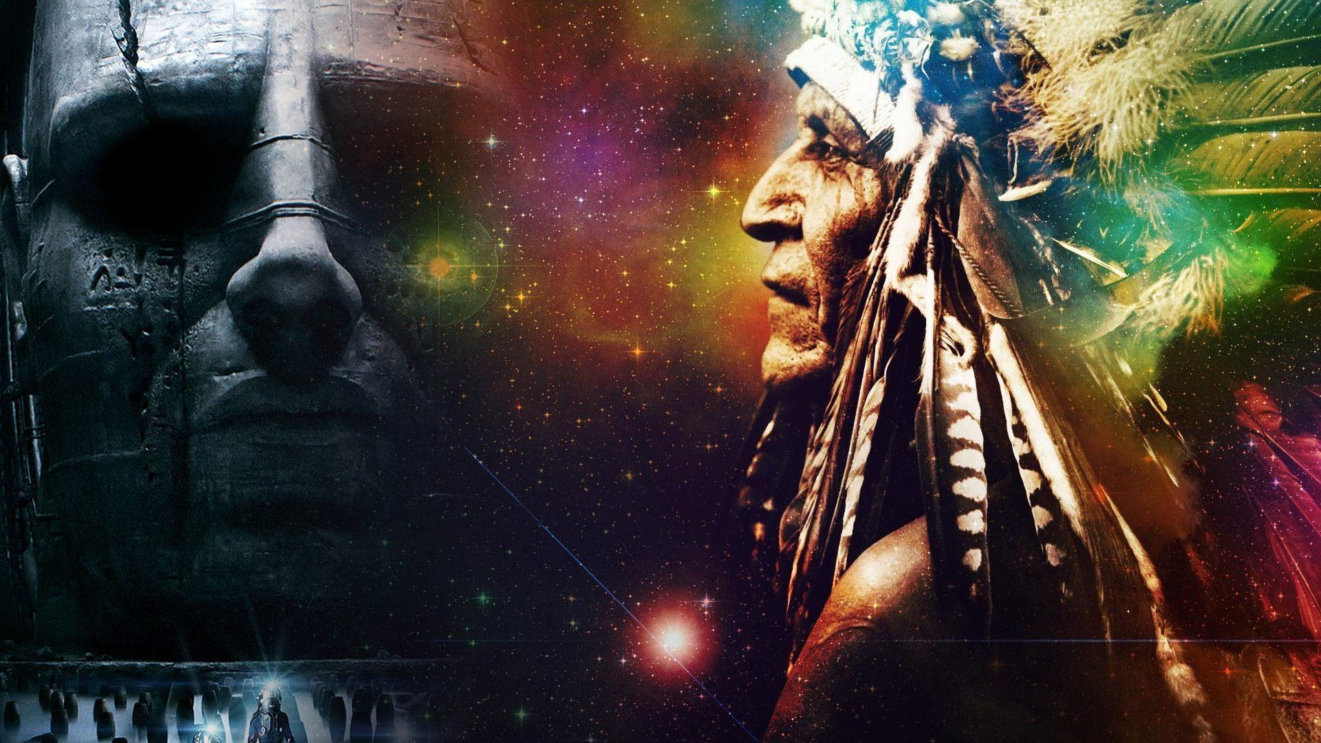 Nativos americanos creían que alienígenas «están viviendo entre nosotros»