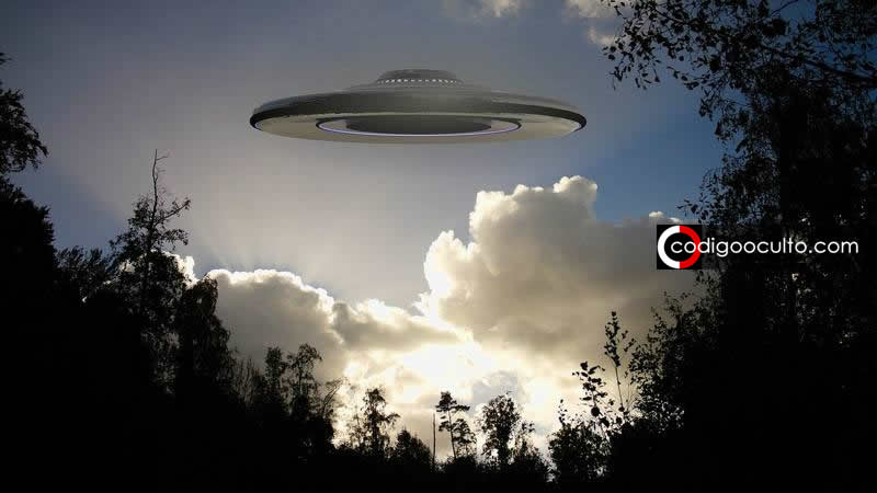 «No eran de este mundo», dijo un ex piloto de la RAF al tener un encuentro con OVNIs
