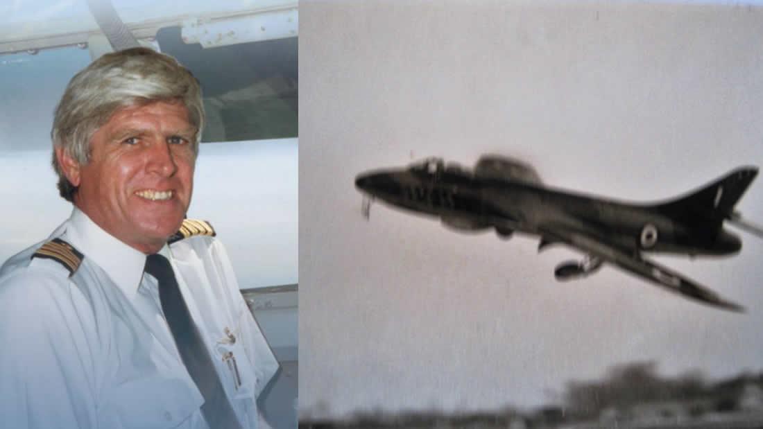 «No eran de este mundo», dijo ex piloto de la RAF al tener un encuentro con OVNIs