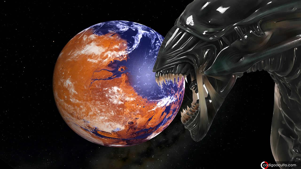 Nueva directiva de NASA busca evitar que posible vida extraterrestre de Marte «contamine» la Tierra