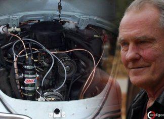 Paul Pantone, inventor de motor de combustión que fue declarado incompetente y encarcelado