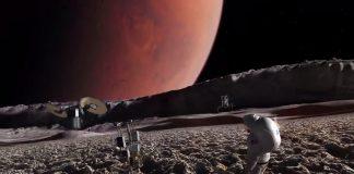 Phobos: extraña luna de Marte podría tener pistas de vida antigua