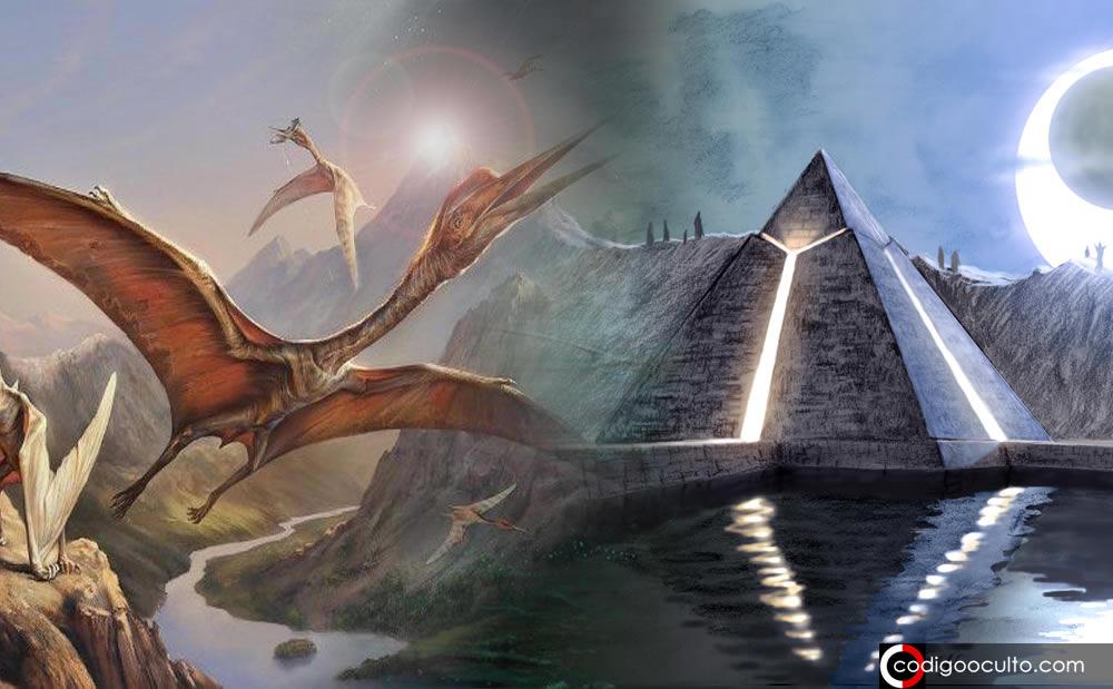 Pirámides de Crimea ¿Construidas antes que los dinosaurios habitaran la Tierra?