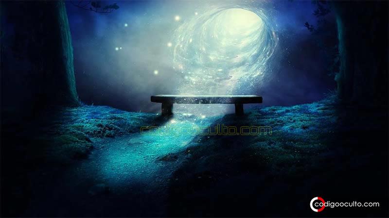 Portales dimensionales: acceso de entidades negativas a nuestro mundo