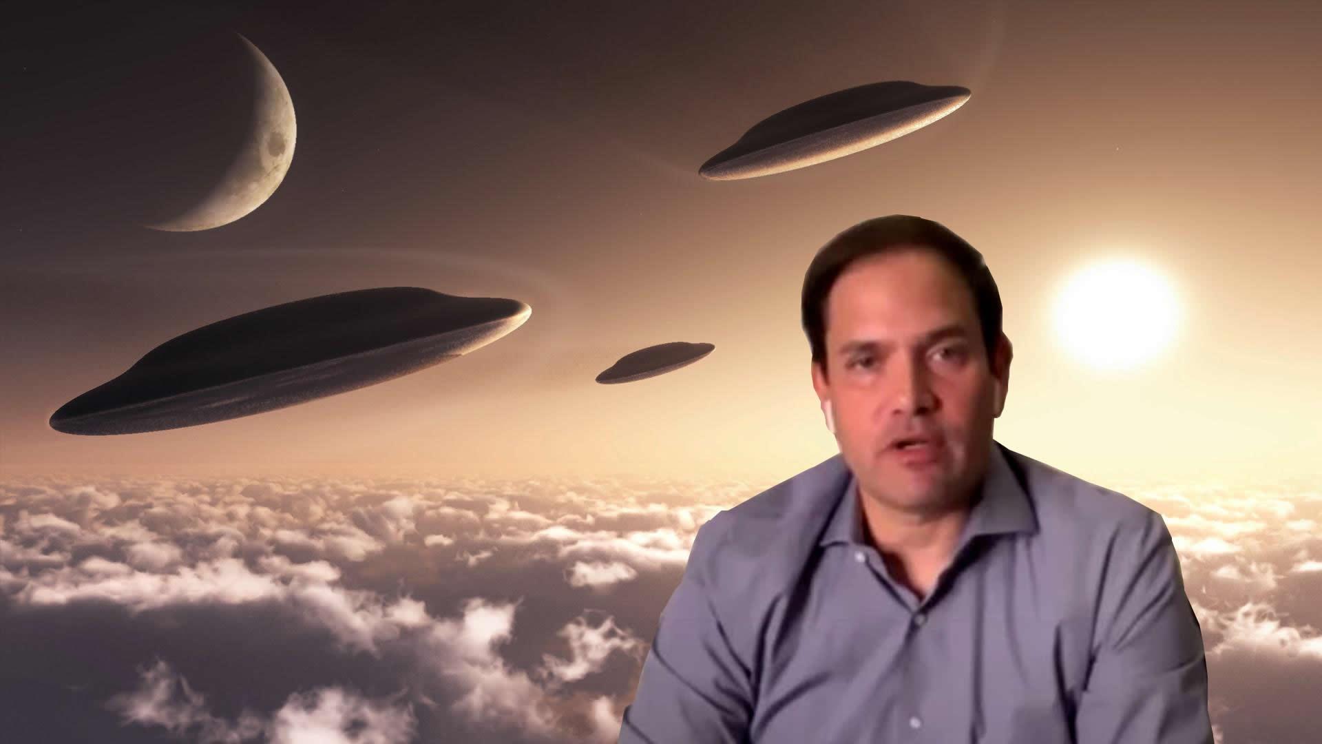 Senador de EE.UU. espera que OVNIs sean «extraterrestres» y no «aviones chinos»