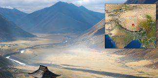 Sismo de magnitud 6.3 sacude el Tíbet al norte del Himalaya