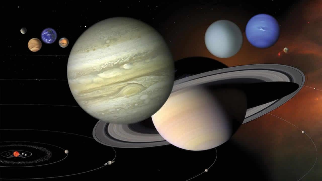Sistema Solar no orbita exactamente al Sol, revela fascinante animación
