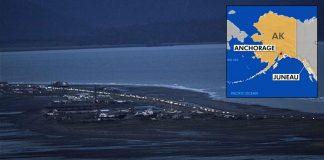 Terremoto de magnitud 7.8 golpea Alaska y obliga a una comunidad a evacuar