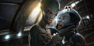 Un tipo diferente de extraterrestres Grises