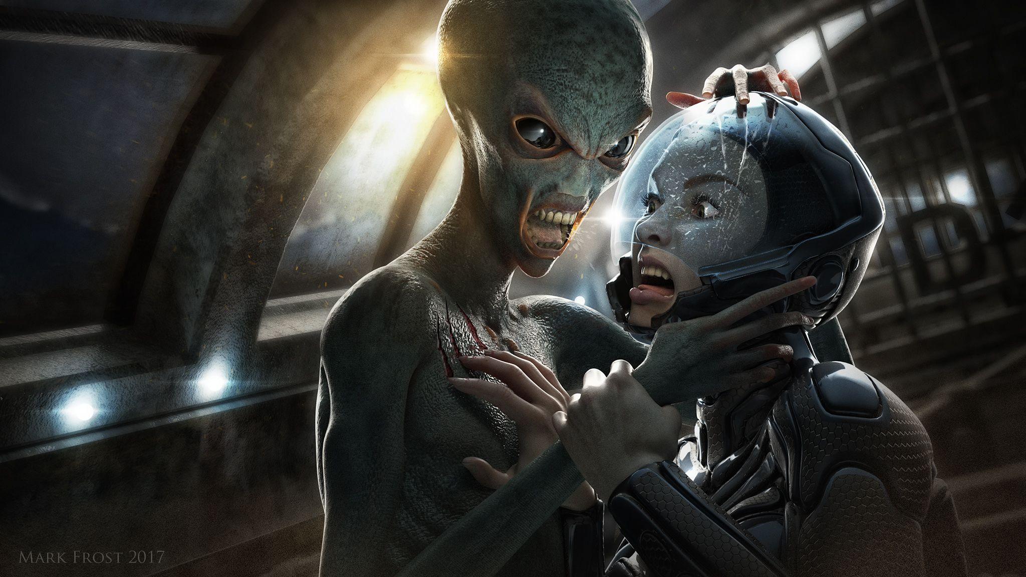 Un tipo diferente de extraterrestres Grises (VÍDEO)