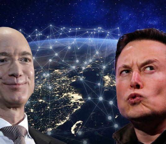 3.200 satélites de Amazon serán enviados a la órbita para competir con Elon Musk