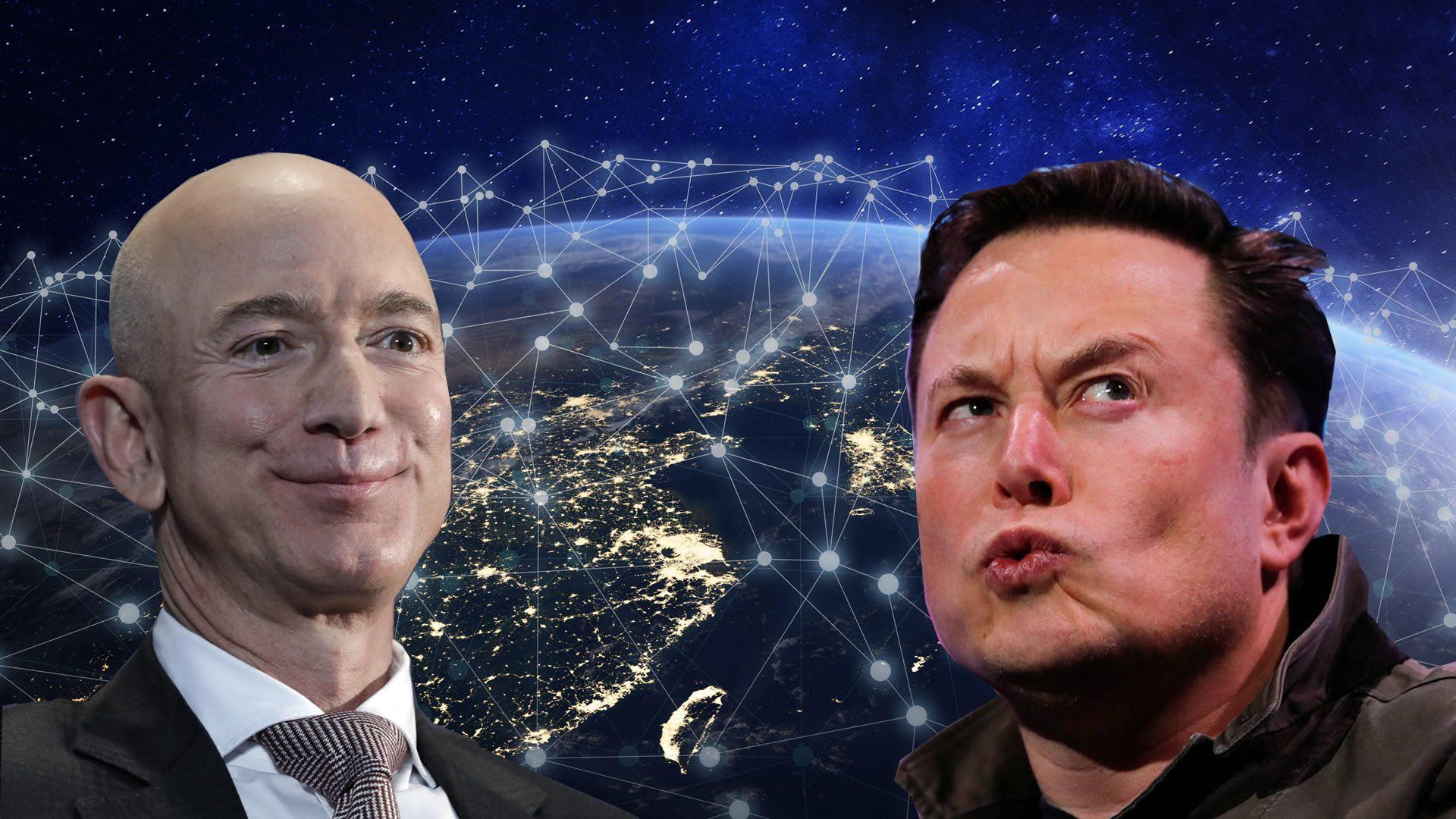 3.200 satélites de Amazon serán enviados a la órbita para transmitir Internet de banda ancha