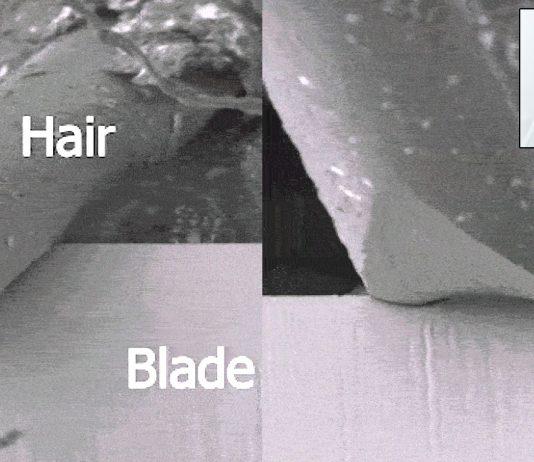 Así es como tu cabello suave y barba arruinan hasta las navajas de acero más afiladas