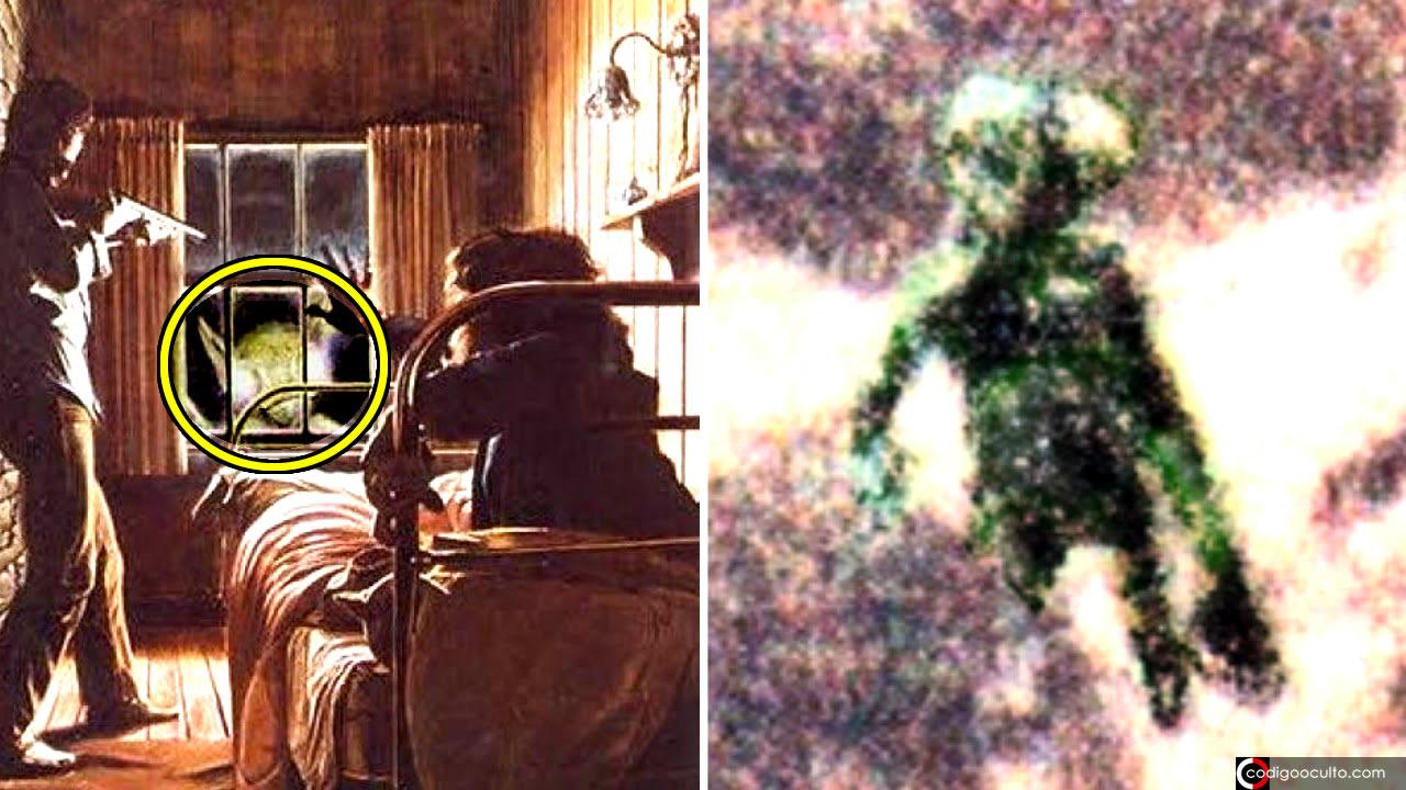Ataque alienígena contra una familia: el extraño caso Kelly-Hopkinsville (VÍDEO)