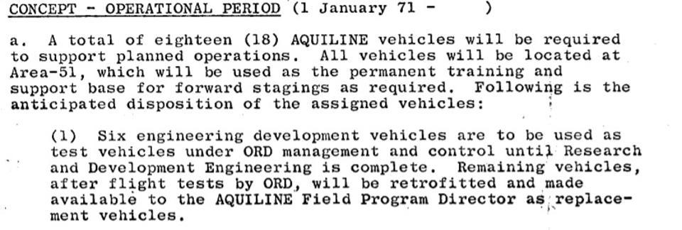 CIA desclasifica avión no tripulado «Stealth Drone» de los años '70, con propulsión nuclear