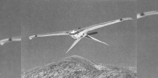 CIA revela detalles de avión no tripulado «Stealth Drone» de los años '70, con propulsión nuclear planificada