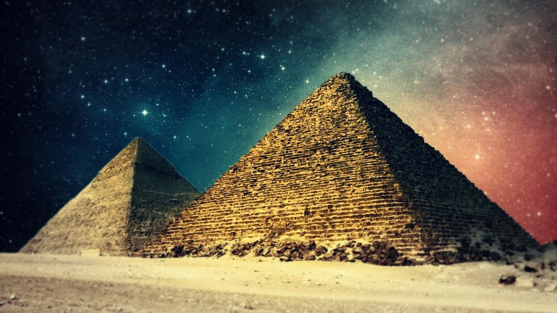 Misterio ancestral: geometría de la Gran Pirámide revela un hallazgo impresionante