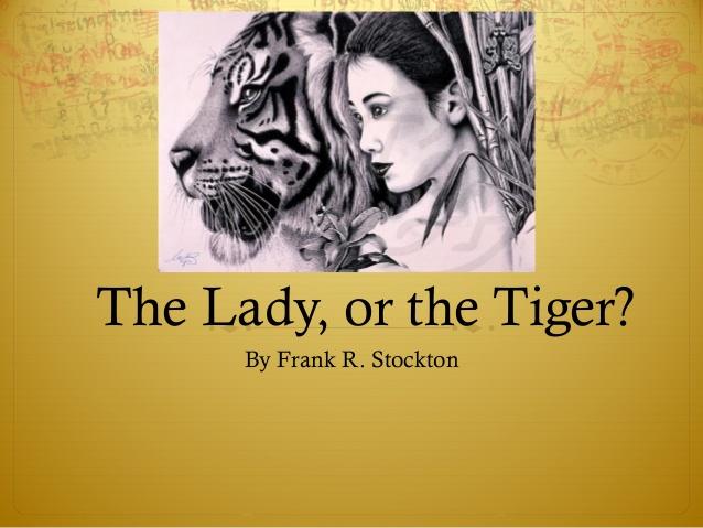 «La Dama o el Tigre» ¿Tenemos realmente libre albedrío?