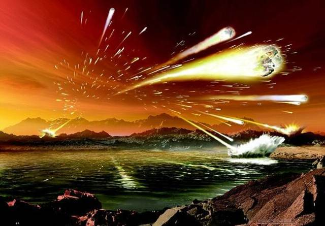 ¿De dónde vino el agua de la Tierra? Al parecer no toda vino de meteoritos