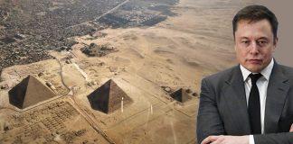 Egipto le dice a Elon Musk: «Extraterrestres no construyeron las Pirámides»