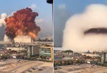 Enorme explosión en Beirut deja varios muertos y cientos de heridos