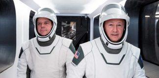 ENVIVO: Nave espacial Crew Dragon retorna Tierra con astronautas a bordo
