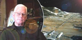 Ex Piloto de la CIA afirma que «cientos de millones habitarían la Luna»