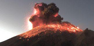 Extraños sonidos similares a turbina de avión son escuchados en el volcán Popocatépetl en México (VÍDEO)