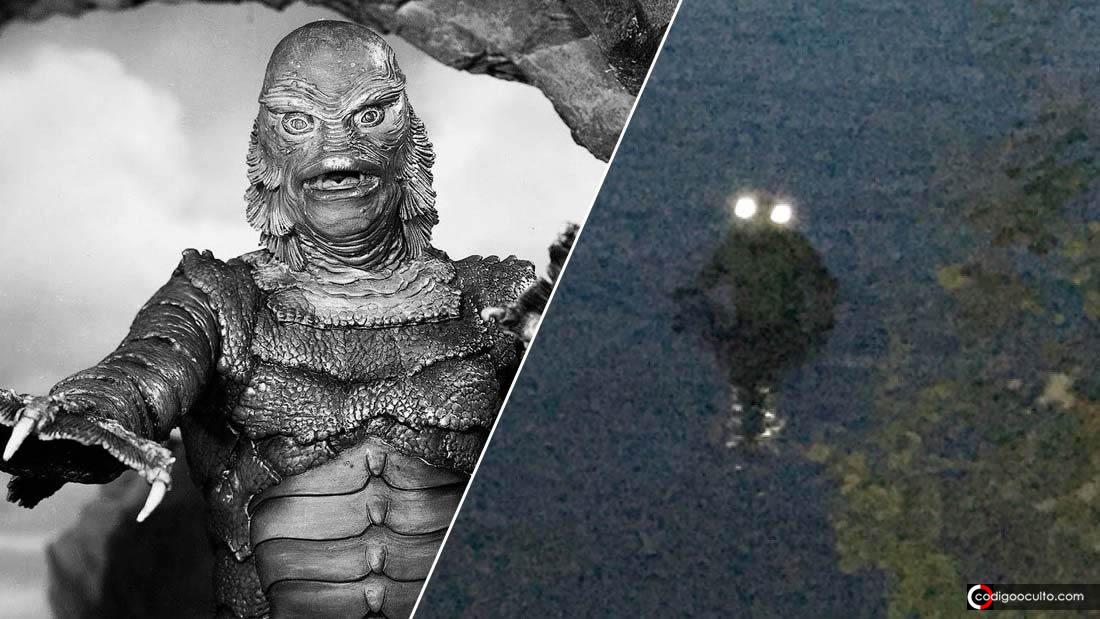 El «hombre rana» de Loveland: críptido híbrido y su enigma no resuelto (VÍDEO)