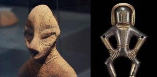 Legado alienígena: misteriosas esculturas antiguas en todo el mundo