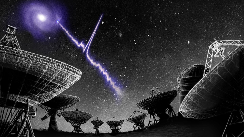 Misteriosa señal de radio «alienígena» detectada más cerca que nunca
