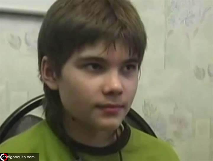 Niño ruso dice recordar su pasado como «alienígena» en Marte y proporciona detalles sorprendentes