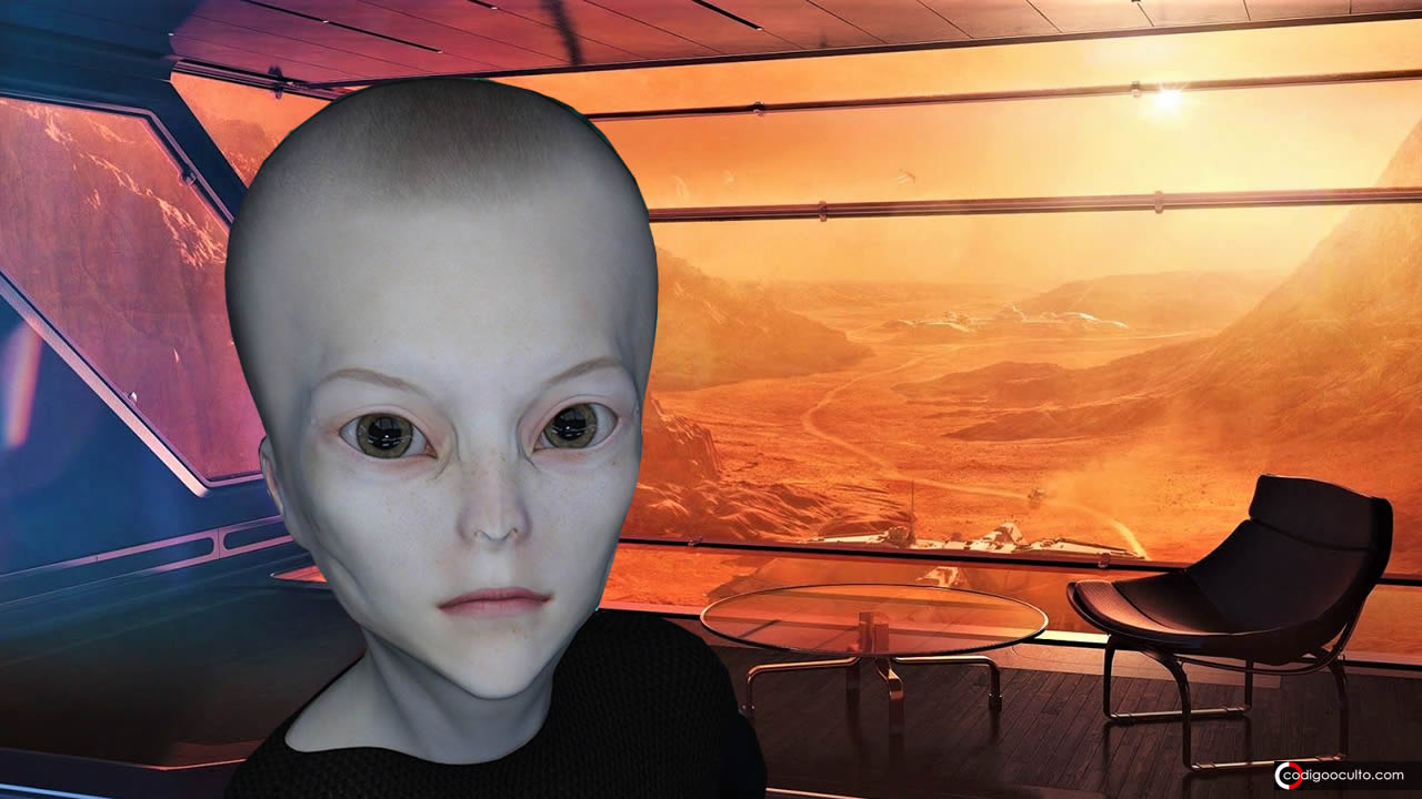 Niño dice recordar su pasado como «alienígena» en Marte y proporciona detalles sorprendentes (VÍDEO)