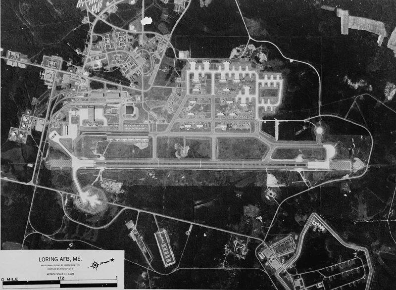 La noche en que una base militar de EE.UU. fue visitada por varios «No Identificados»