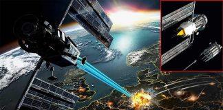 Proyecto Thor o las «Barras de Dios» El Plan de EE.UU. para usar armas desde el espacio