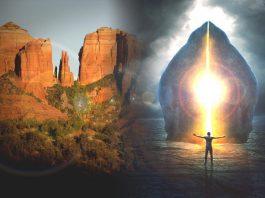 Enigmática «Puerta de los Dioses» en Sedona, Arizona: portal interdimensional en la Tierra