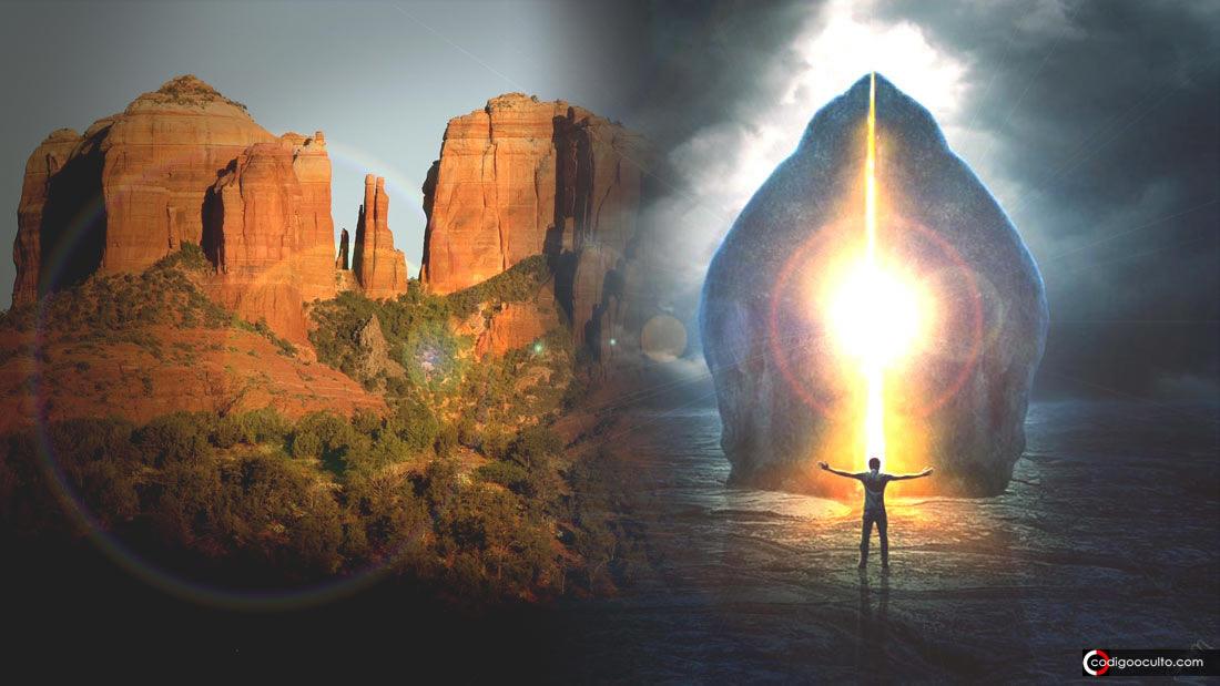 «Puerta de los Dioses» en Sedona, Arizona: un portal interdimensional en la Tierra