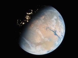 Punto para la Panspermia: La vida pudo venir de Marte. Nueva investigación sugiere que es posible