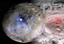 Se revelan los secretos de un extraño mundo en el Cinturón de Asteroides