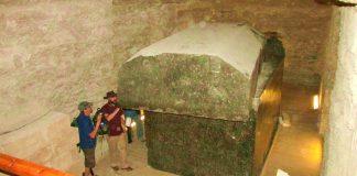Serapeum de Saqqara: ¿Fueron estas enormes cajas de granito usadas como portales estelares?